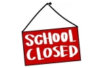 school closed-F