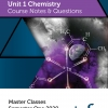 Unit 1 - Master Class - Chemistry Notes