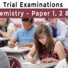 Unit 3 & 4 Chemistry – Paper 1, 2 & 3