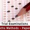 Unit 3 & 4 Maths Methods – Paper 1