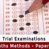 Unit 3 & 4 Maths Methods – Paper 2