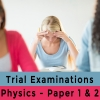 Unit 3 & 4 Physics – Paper 1 & 2