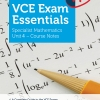 Unit 4 Specialist Maths – Course Materials