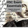 HSC – English Advanced - Module A - Textual Conversations