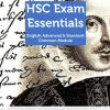 HSC – English Advanced - Common Module - Texts and Human Experiences
