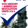 Cambridge Checkpoints VCE History - American Revolution Units 3 & 4
