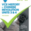Cambridge Checkpoints VCE History - Chinese Revolution Units 3 & 4